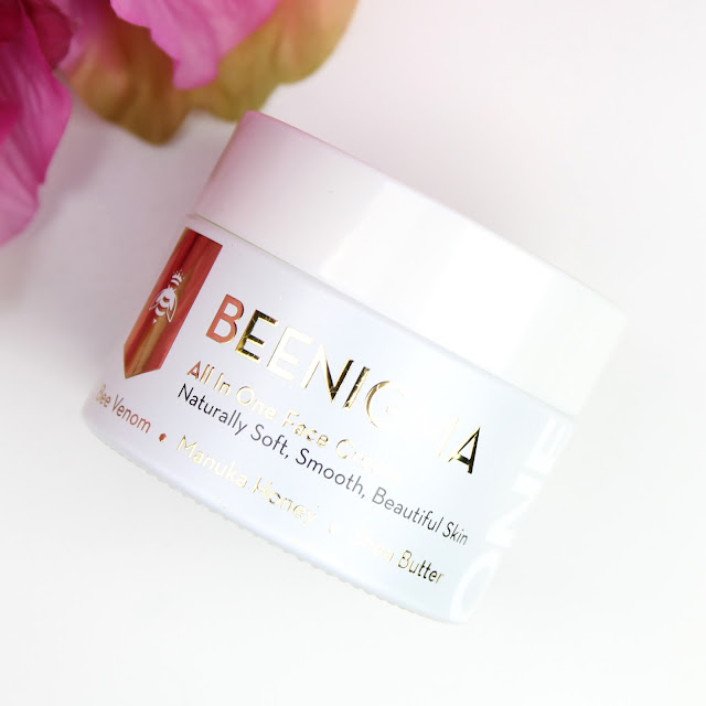 Beenigma All In One Face Cream review skincare dry skin