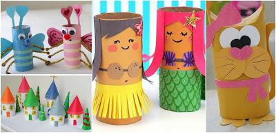 reciclaje-rollos-papel-higiénico