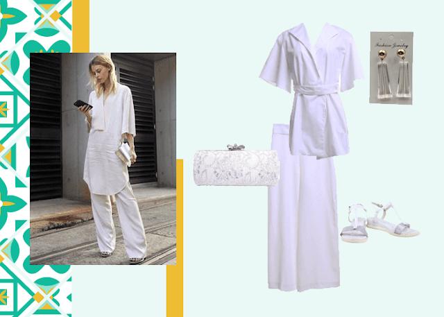 outfit lebaran 2020