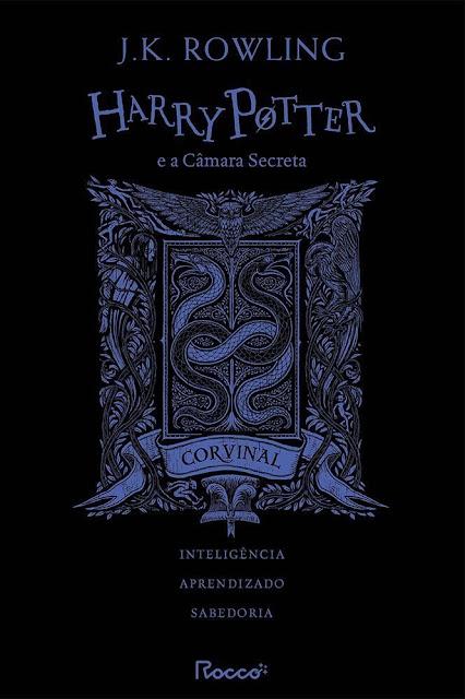 Começou a pré-venda da Edição das Casas de 'Harry Potter e a Câmara Secreta' | Ordem da Fênix Brasileira