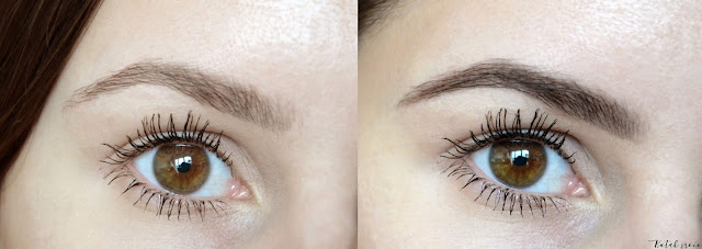 Obrve sa: Maybelline Brow Precise Micro Eyebrow olovkom i Essence Make Me Brow gel maskarom