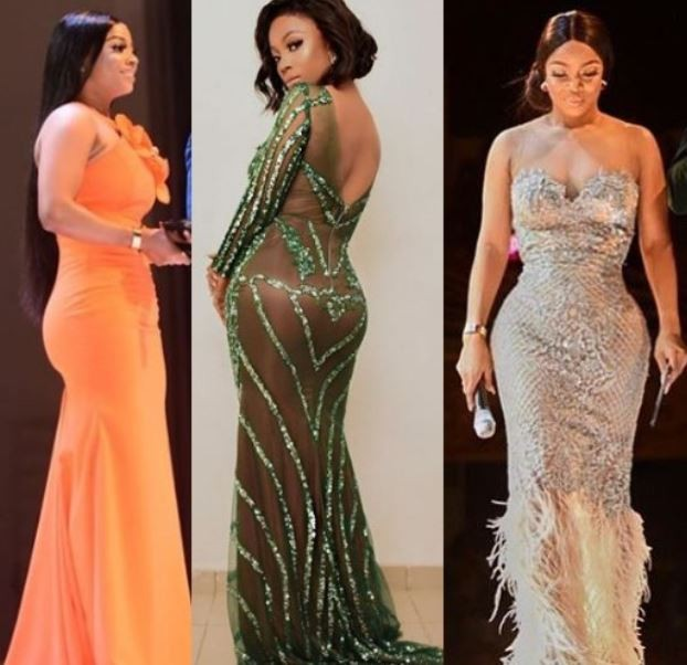 MBGN 2018: Check Out All Outfits By Toke Makinwa As Host Of The Event