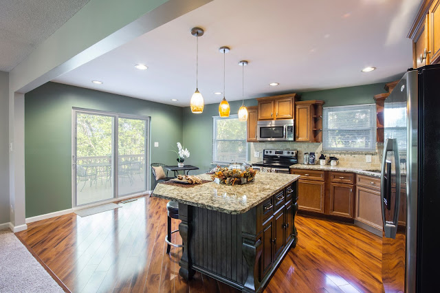 4 tips for lighting your kitchen