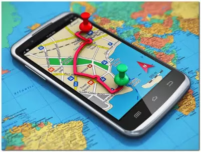Navi apps android Google Map