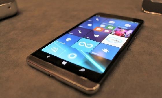 هاتف-ويندوز-فون-HP-Elite-x3