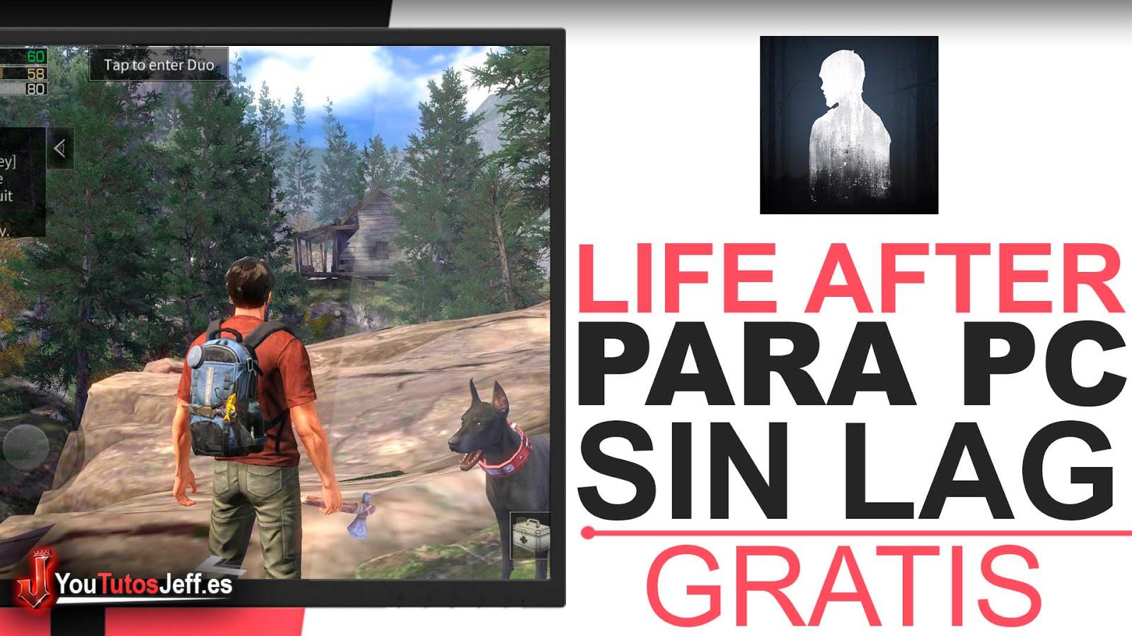Descargar Life After para PC SIN LAG - Survival Game Realista