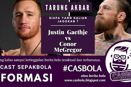 Event UFC Lancar, Conor McGregor Optimis Kembali