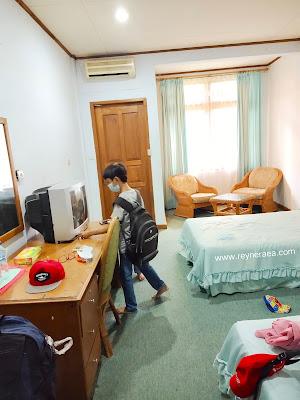 Pengalaman Menginap di hotel Ratu Rajawali BauBau