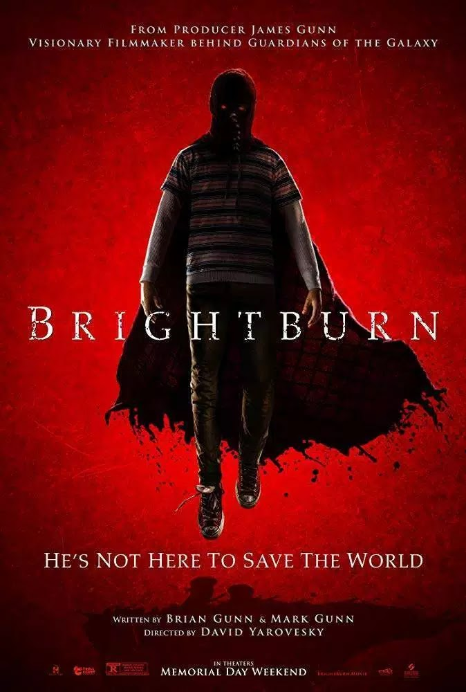 DOWNLOAD MOVIE: Brightburn (2019)