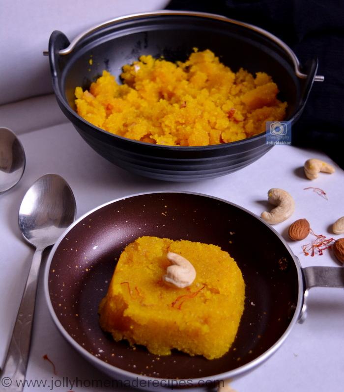 How to make Kesari Bath Recipe