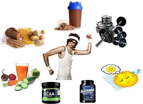 Cosas que te ayudan a ganar masa muscular siendo flaco