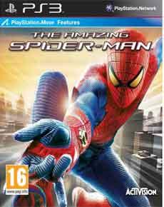 The Amazing Spider Man PS3 PKG NPEB01547