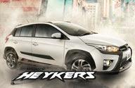 Harga Toyota Yaris Heykers Surabaya