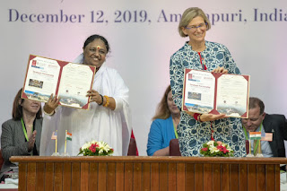 Amrita Vishwa Vidyapeetham and University of Arizona join hands in providing impetus to education and research