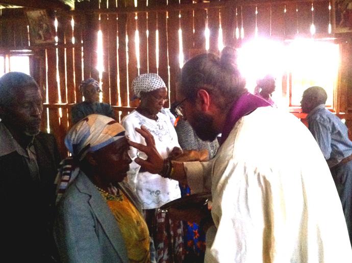 fra Miro Babić Subukija Kenija misionar Pepelnica Ash Wednesday Afrika