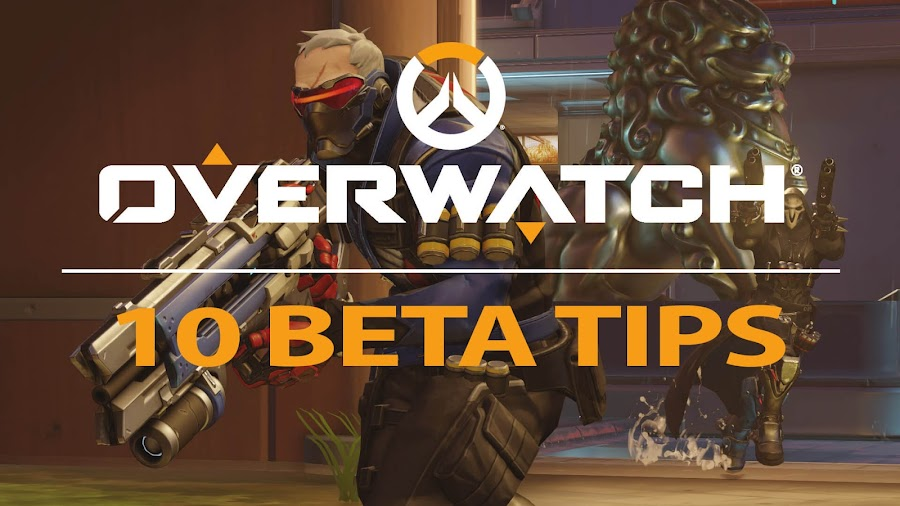 overwatch beta tips