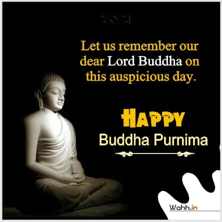 Buddha Purnima Wishes Hindi