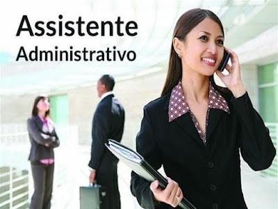 Vagas para Assistente Administrativo, Manaus/AM