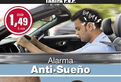 Alarma Anti Sueño