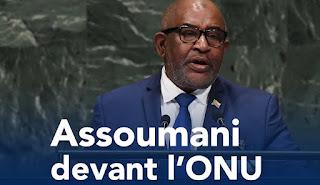 La question de Maore à l'ONU