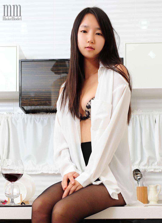 Seoh Yeon   Makemodel Undressing Korean Teen -4471