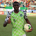 This Super Eagles striker tells his story of his journey from grass to grace in life