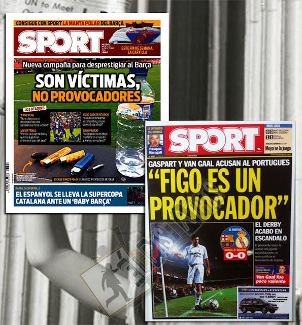 Portadas Sport