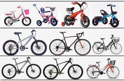 toko aksesoris, sparepart, service sepeda di Bandung