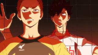 ハイキュー!! OVA ボールの道  | 音駒高校 黒尾鉄朗 Kuroo Tetsuro | HAIKYU!! NEKOMA HIGH | Hello Anime !