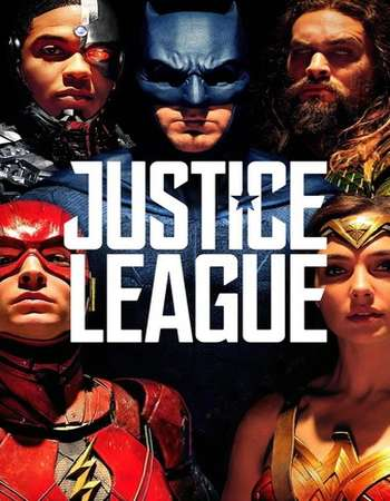 Justice League 2017 English 720p Web-DL 950MB ESubs