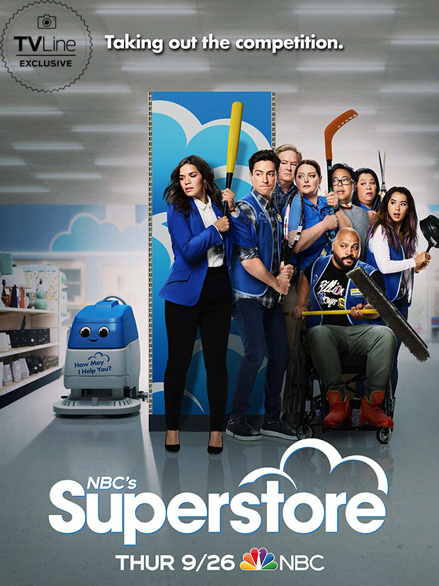 Superstore 5×13 Latino // Temporada 5 Subtitulado 720p