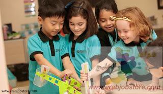 وظائف مدرسة الامارات الخاصة بأبو ظبي