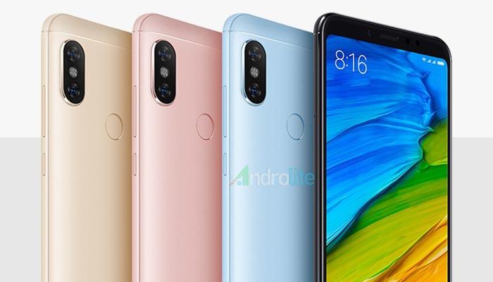 mengalami kenaikan harga kalau dibandingkan dikala pertama kali diluncurkan Harga Xiaomi Redmi Note 5 dan Redmi 5A Mengalami Kenaikan