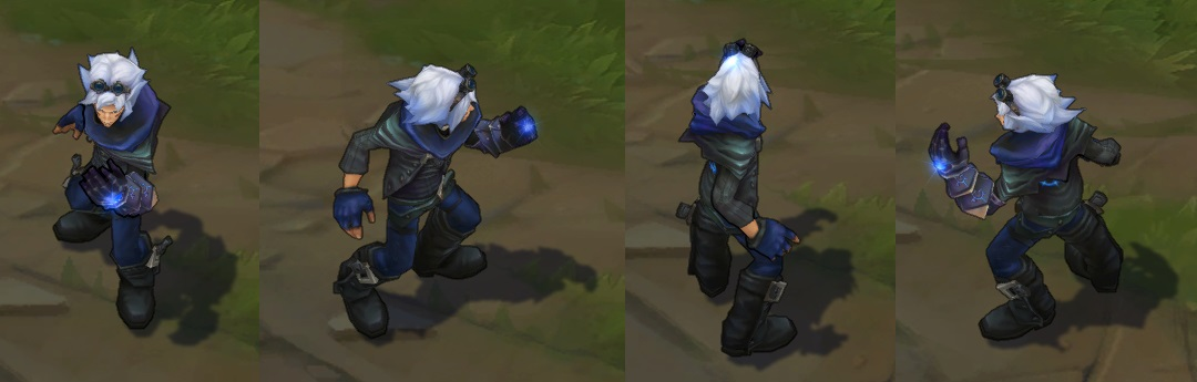 Surrender at 20: Champion and Skin Sale 1/19 - 1/22
