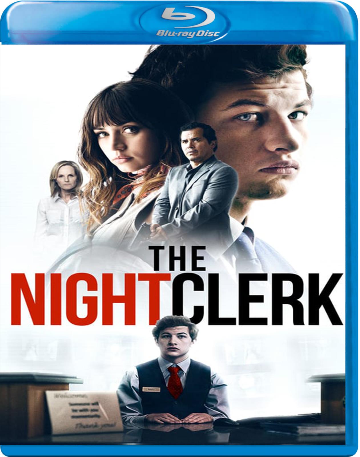 The Night Clerk [2020] [BD25] [Subtitulado]