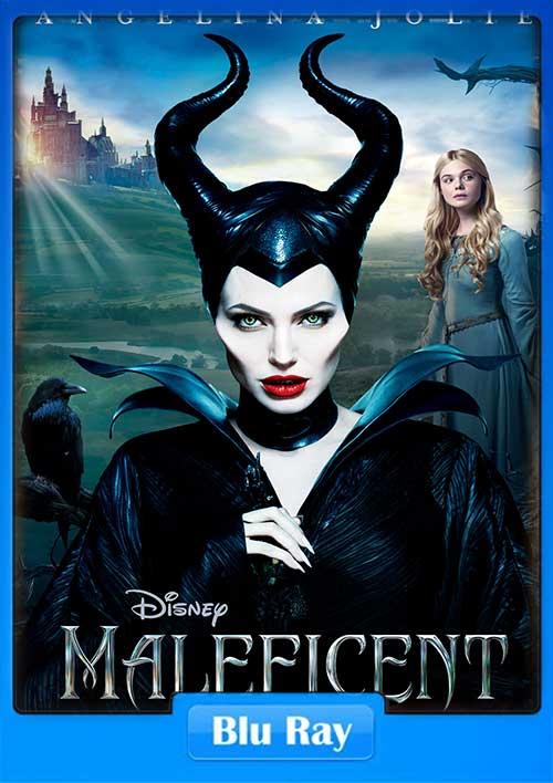 Maleficent 2014 480p 288MB BRRip x264 300MB Movie