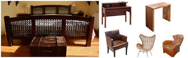 Kolonialny & botaniczny - stylowe dodatki do sypialni, które spędzają sen z powiek.