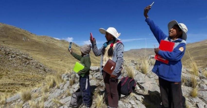 CORONAVIRUS: Escuelas rurales de Puno sienten el abandono de las autoridades