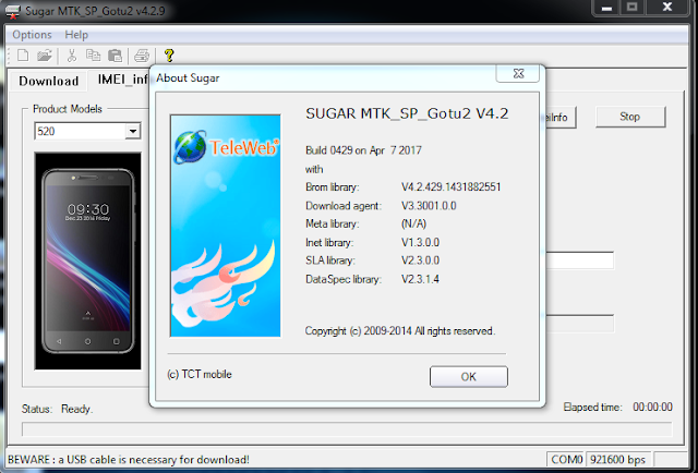 Sugar MTK SP Gotu2 V.4.2.9 Full Cracked Free Download