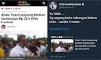 Anies Sumbang 33,6 M ke Lombok, Fahri: Ya Allah, Buku Tabungan Belum Keisi