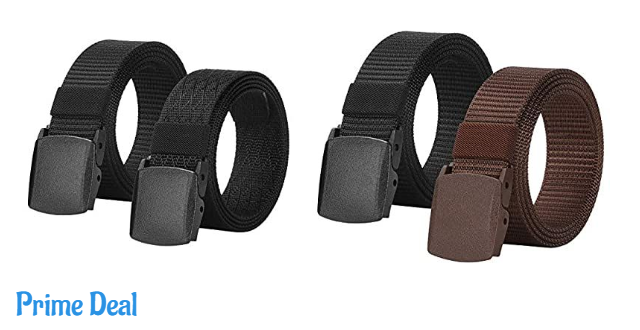 60% OFF Military Style Web Belt