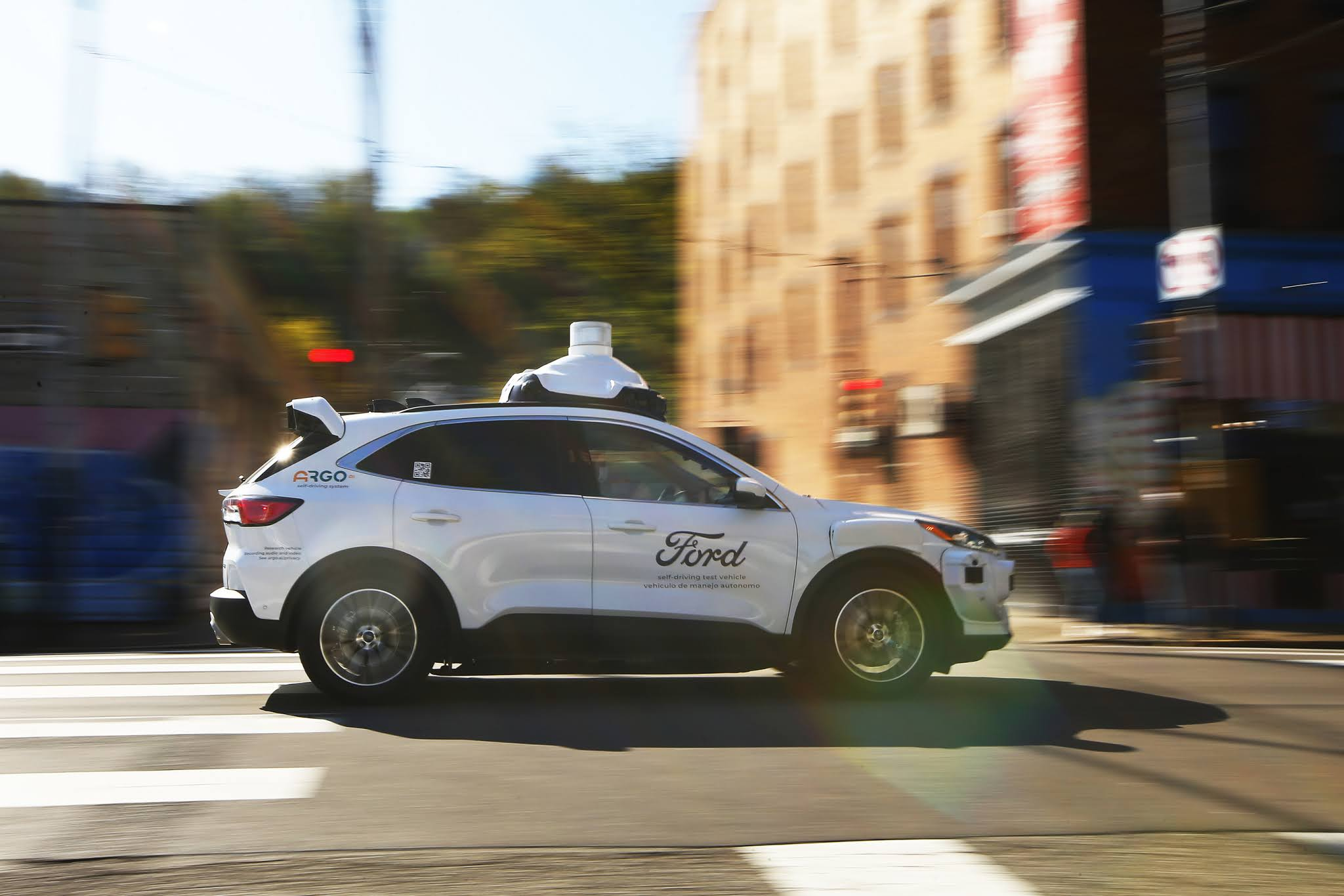 Breakthrough New Lidar Technology Gives Argo AI the Edge in Autonomous Delivery and Ride-Hail Services