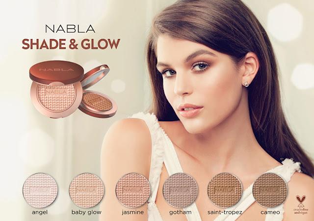 Shade&Glow Nabla cosmetics