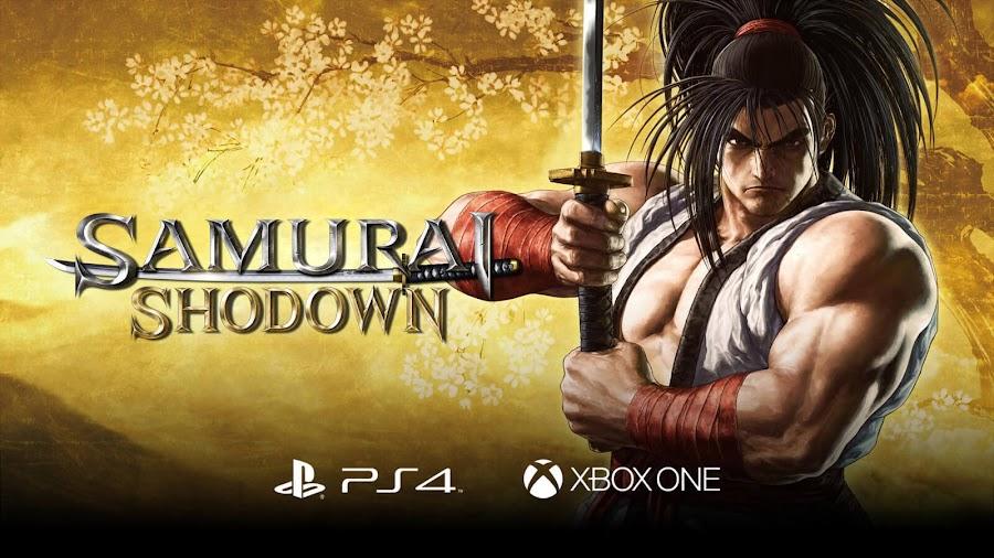 samurai shodown 2019 ps4 xb1 snk
