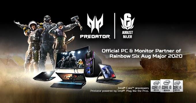 Sorteio do Notebook Gamer Predator Triton 300