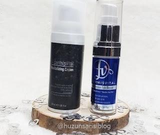Dermisvital Revitalizing Cream Dermisvital Intensive Eye Repair