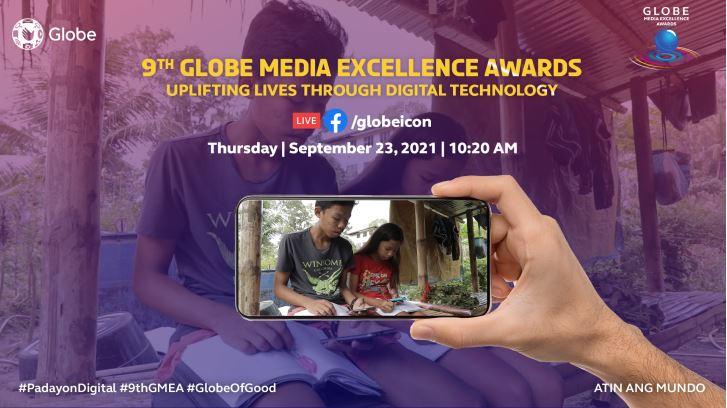 9th Globe Media Excellence Awards, glifestyleph