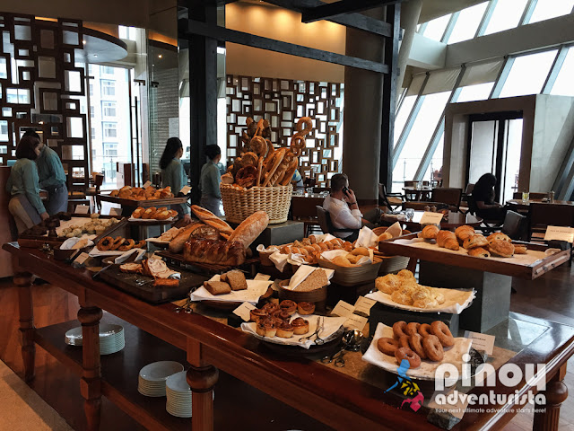 Brasserie on 3 Buffet Conrad Hotel Manila Review