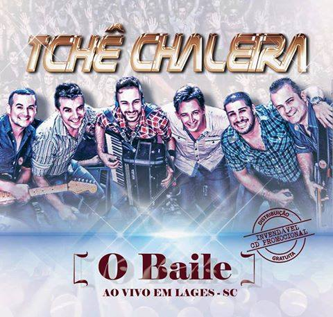 cd tche chaleira ao vivo