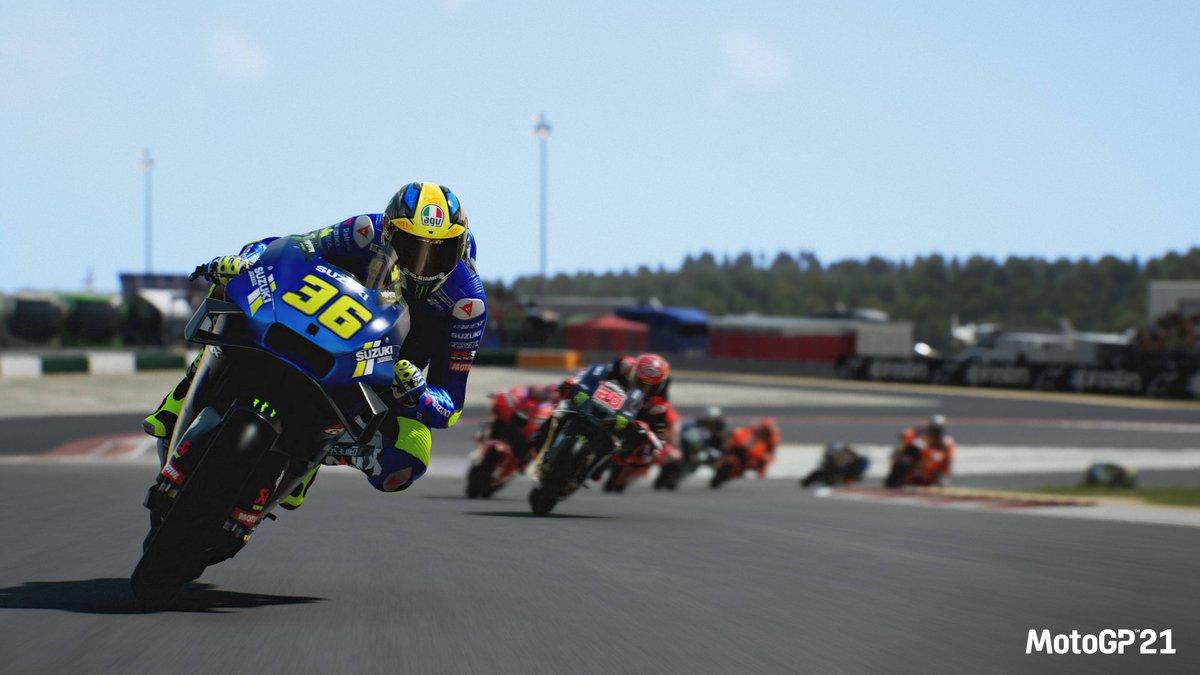 Milestone Dan Dorna Telah Merilis Gim MotoGP 21